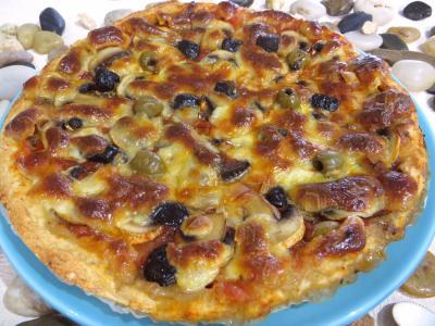 Recette Pizza napolitaine