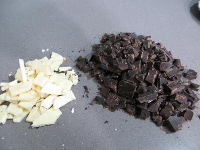 Truffes pistaches et cacahuètes - 1.1