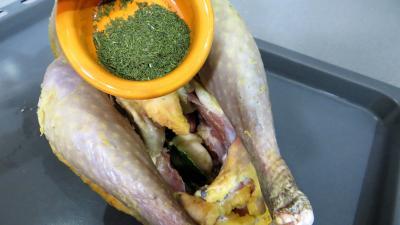 Pintade aux épices rôtie au four - 2.1