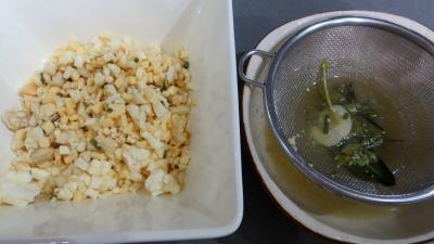 Sambousseks aux fromages forts revisités - 2.2