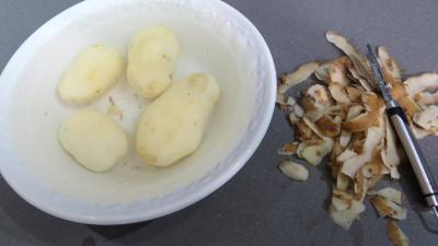 Purée de poire et pommes de terre - 1.3