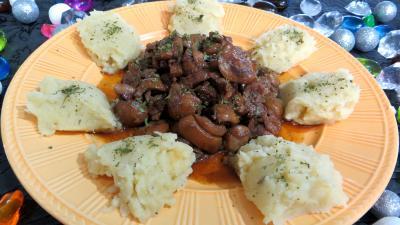 Recette Purée de poire et pommes de terre