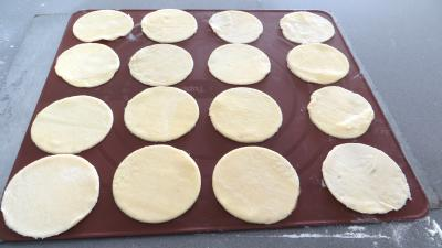 Millefeuilles à la crème pâtissière pralinée - 1.2