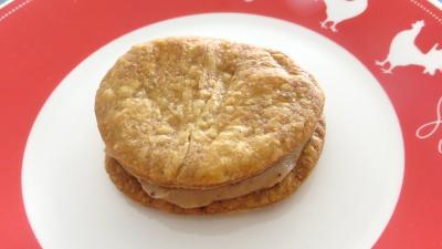 Millefeuilles à la crème pâtissière pralinée - 4.2