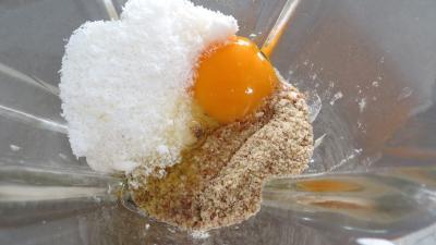 Tarte à la noix de coco et aux kiwis - 3.3