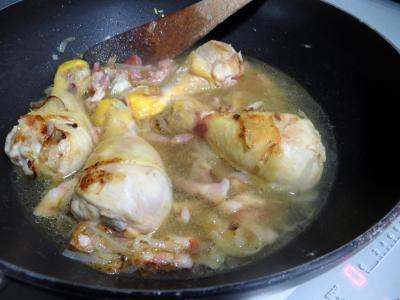 Pilons de poulet à la bourguignonne - 5.2