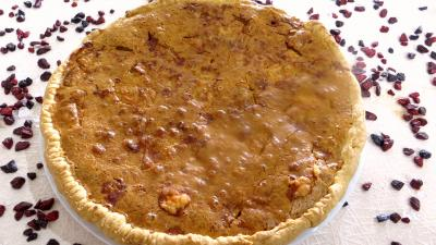 La cuisine des grand-mres : Tarte au fromage de chaume