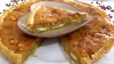 Tarte au fromage de Chaume - 6.4