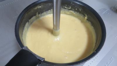 Crème pâtissière à l'Izarra - 3.3