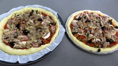 Pizza pauvre homme - 6.3