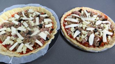 Pizza pauvre homme - 7.1