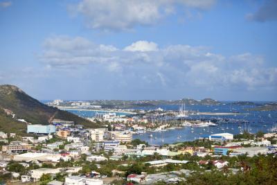 Photo : Saint Martin, Antilles