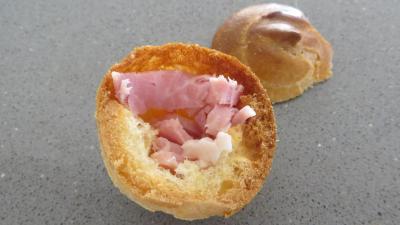 Choux farcis et blettes vapeur à la sauce tartare - 3.1