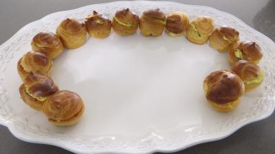 Choux farcis et blettes vapeur à la sauce tartare - 3.3