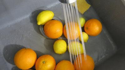 Confiture d'oranges et citrons - 1.1