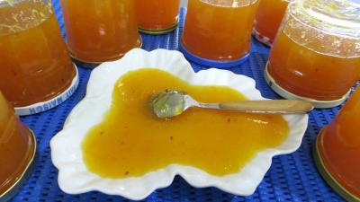 Recette Confiture d'oranges et citrons