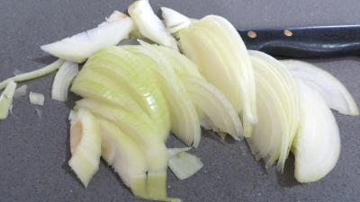 Tagliatelles fraîches aux épinards et sa sauce au vésuve - 3.4