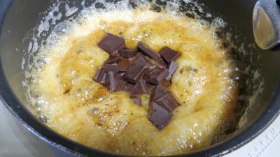 Tarte au caramel aux mendiants - 7.1