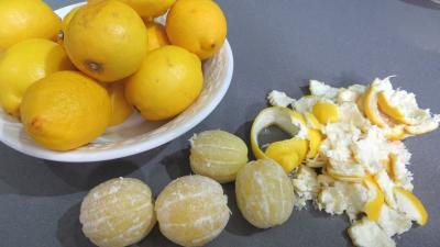 Chutney aux citrons - 1.1