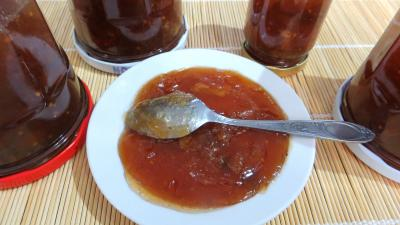 Recette Coupelle de chutney aux citrons
