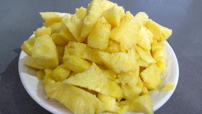 Confiture d'ananas à la vanille - 1.3