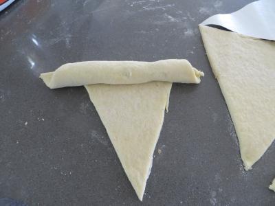 Croissants variés et chocolat - 8.2