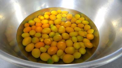 Confit de kumquats - 1.1