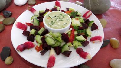 Sauce aux herbes fraîches - 4.4