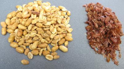 Caramels aux cacahuètes - 1.1