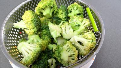 Pain de brocolis - 1.2