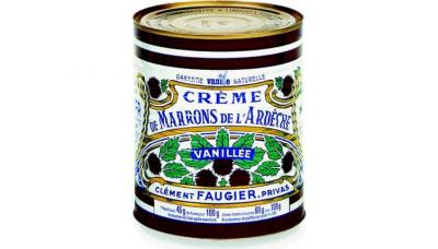 Photo : Crme de marrons