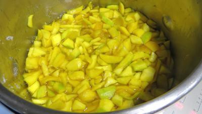 Confiture de mangues - 3.1