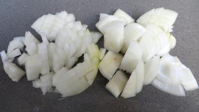 Filets de truite aux amandes et ananas - 2.3
