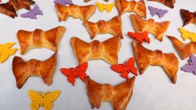Recette Couques papillons