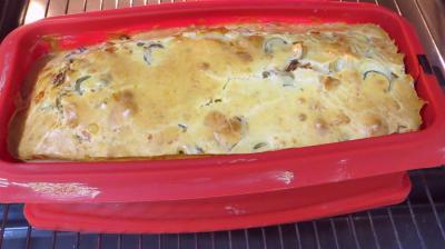 Cake au fromage de chèvre - 4.2