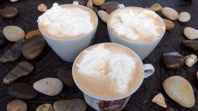 boisson alcoolisée : Tasses de café taverne des pêcheurs