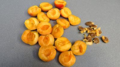Abricots à la danoise - 1.1