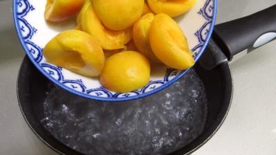 Abricots à la danoise - 2.1