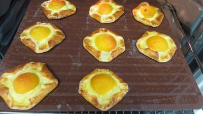 Abricots à la danoise - 6.3