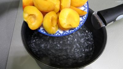 Croissants à la crème aux abricots - 11.3