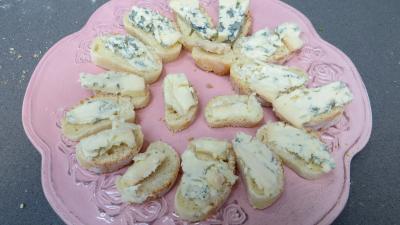 Crème de panais au bleu d'Auvergne - 4.3