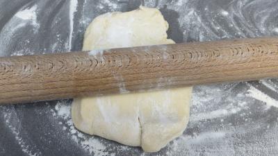 Pêches et groseilles à la danoise - 1.1