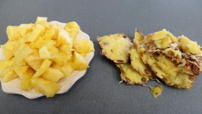 Crème à l'ananas - 1.1
