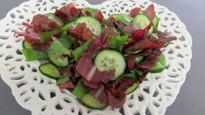 Salade d'été aux abricots - 4.2