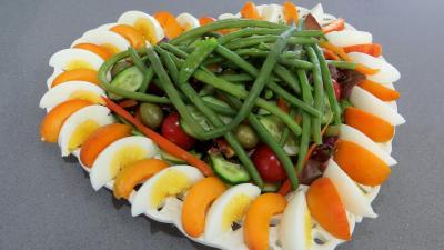Salade d'été aux abricots - 5.2