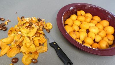 Clafoutis aux nèfles du Japon - 3.2