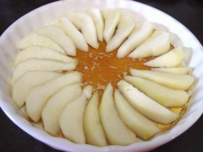 Tatin de poires au gingembre - 3.2
