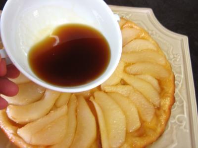 Tatin de poires au gingembre - 6.3