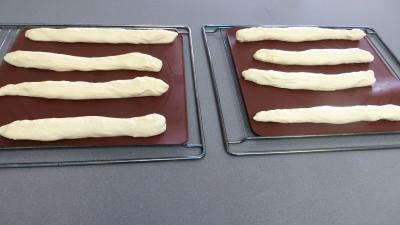 Baguettes de pain de mie - 6.1