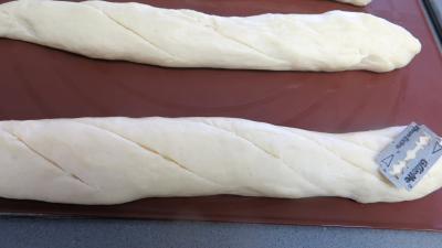 Baguettes de pain de mie - 6.3